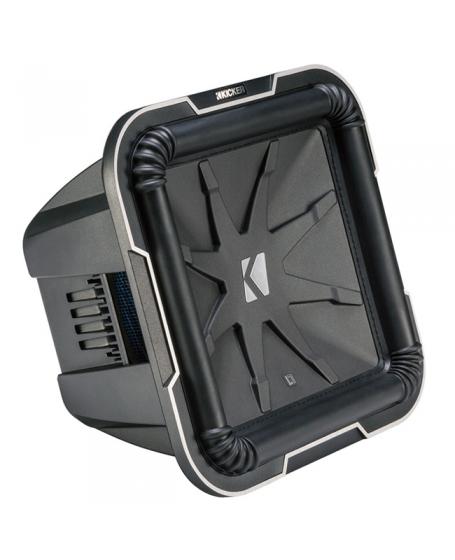 KICKER L7 12 inch L7 Dual 4 Ohm Subwoofer