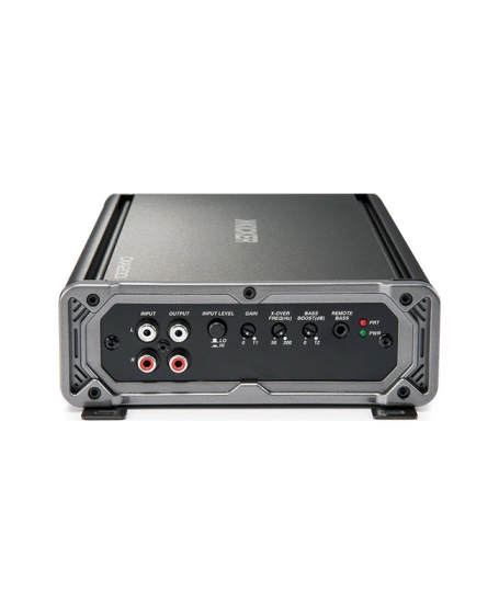 KICKER Car Audio CX SERIES 1200W Class D MONO Amplifier - 43CXA1200.1