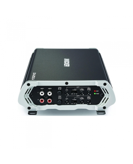 KICKER Car Audio DX SERIES 250W 4-Channel Amplifier - 43DXA250.4