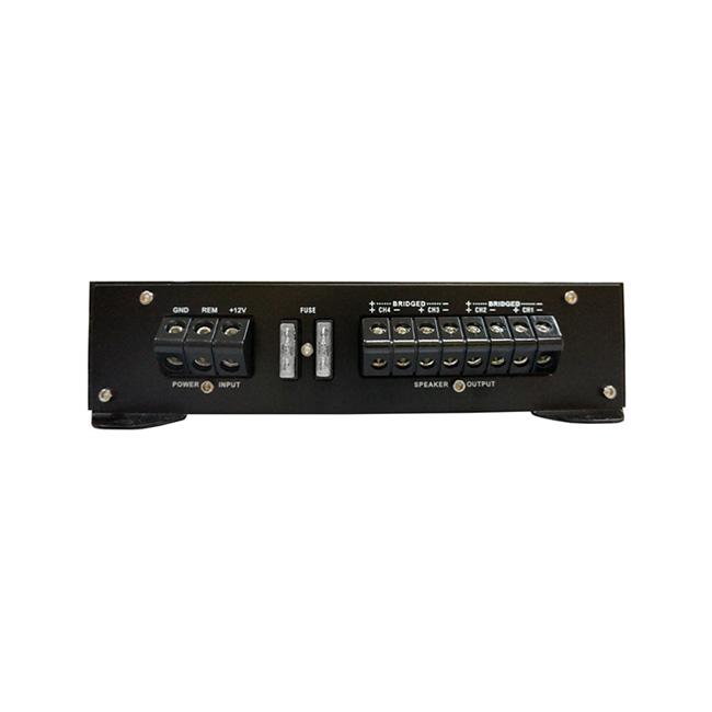 MOHAWK Car Audio SILVER SERIES 300W 4 Channel Amplifier - MS300.4 2019 NEW