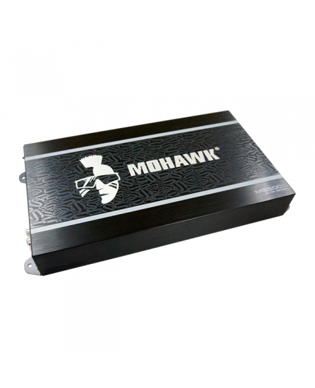 MOHAWK Car Audio SILVER SERIES 500W MONO Amplifier - 19MS500.1