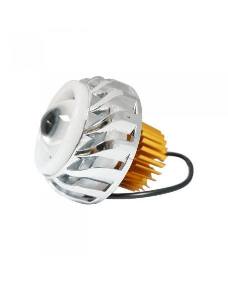 Accessories OEM Universal LED DUAL Angel Eye Halo Rings