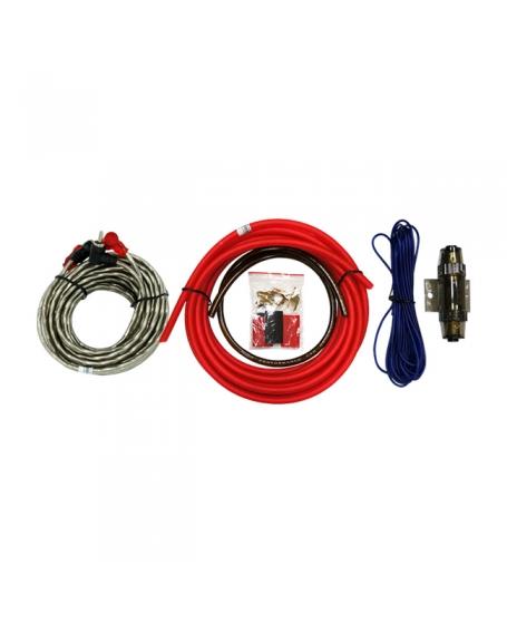 MOHAWK Car Audio LOW NOISE 8GA Amplifier Kits - MAK8LN
