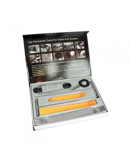 Accessories OEM Car dismantle tools box for Audio and Video system Pry Tool Kit
