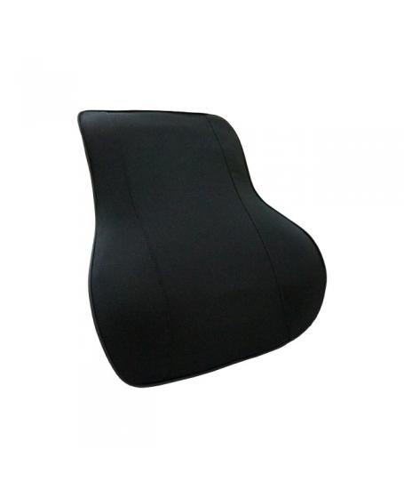 MOHAWK Car Accessories Waist Support Cushion Lumbar Memory Foam BLACK