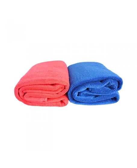 MOHAWK Car Accessories Two Piece Microfiber Towel