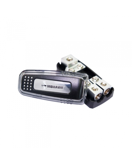 MOHAWK Car Audio Accessories Fuse Holder 1 output 2 - 14MFH12