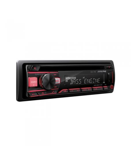 ALPINE Car Audio CDE-170E CD / USB Receiver