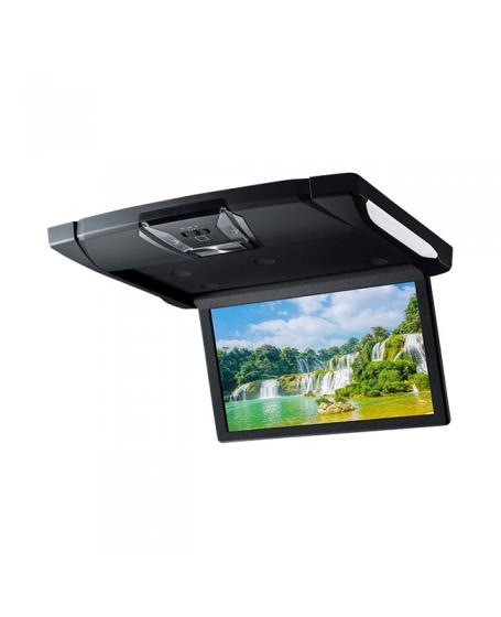 ALPINE Car Audio RSH10XS-R-B 10.1 inch WSVGA LCD Slim Rear Vision Rear View Entertainment