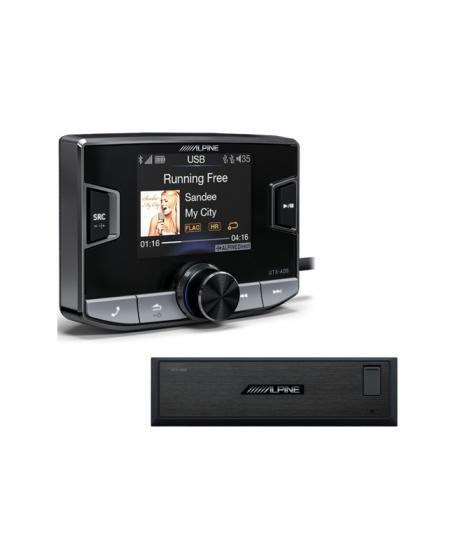 ALPINE Car Audio UTX-A09 Add in HI-RES AUDIO PLAYER