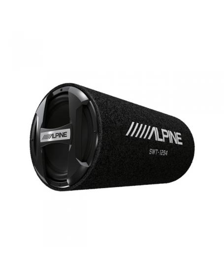 ALPINE Car Audio SWT-12S4 12 inch Bass Reflex Tube Subwoofer 4 Ohm