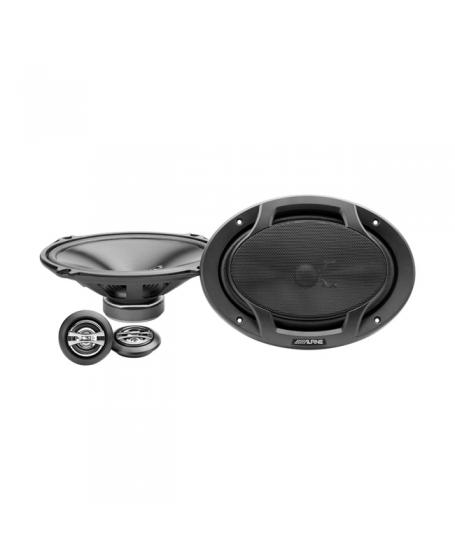 ALPINE Car Audio SPJ-691CS J-SERIES 6X9 inch 2-Way Coaxial Speaker