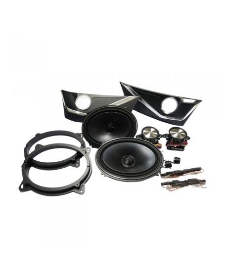 ALPINE EXCLUSIVE Alphard / Vellfire Lift-up 3-Way Speaker