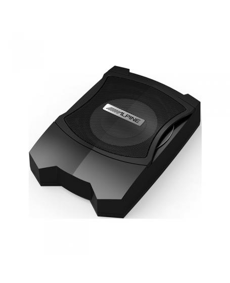 ALPINE Car Audio PWE-V80 8 inch Powered Subwoofer Box