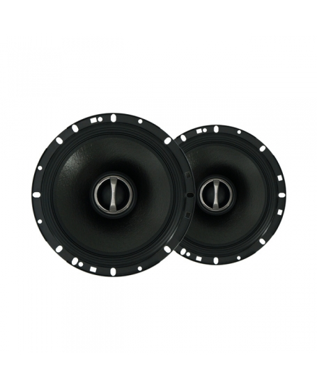 ALPINE Car Audio S-S65 S-SERIES 6.5 inch 2-Way Coaxial Speaker