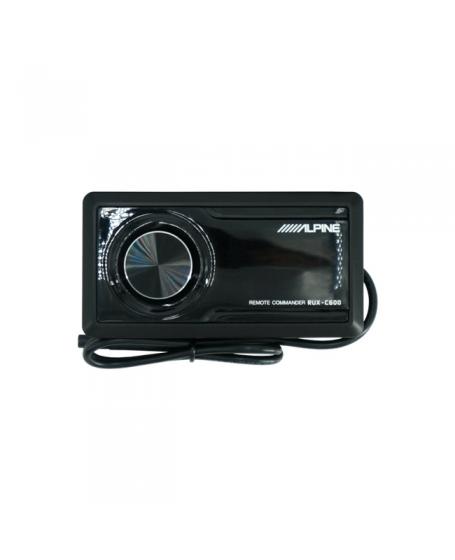 ALPINE Car Audio RUX-C600 Remote Controller for PXE-R600 DSP Amplifier