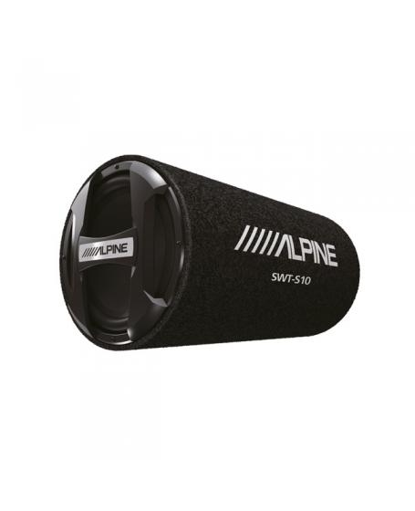 ALPINE Car Audio SWT-S10 10 inch Bass Reflex Tube Subwoofer 4 Ohm