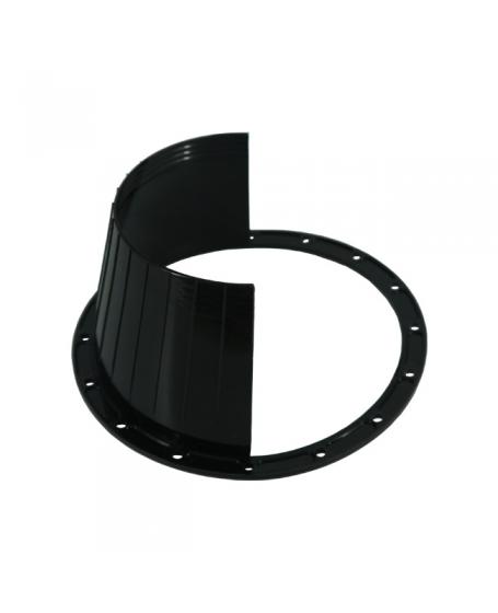 MOHAWK 6.5 inch Speaker Protector Black