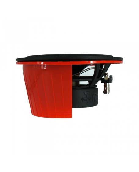 MOHAWK 6.5 inch Speaker Protector Red